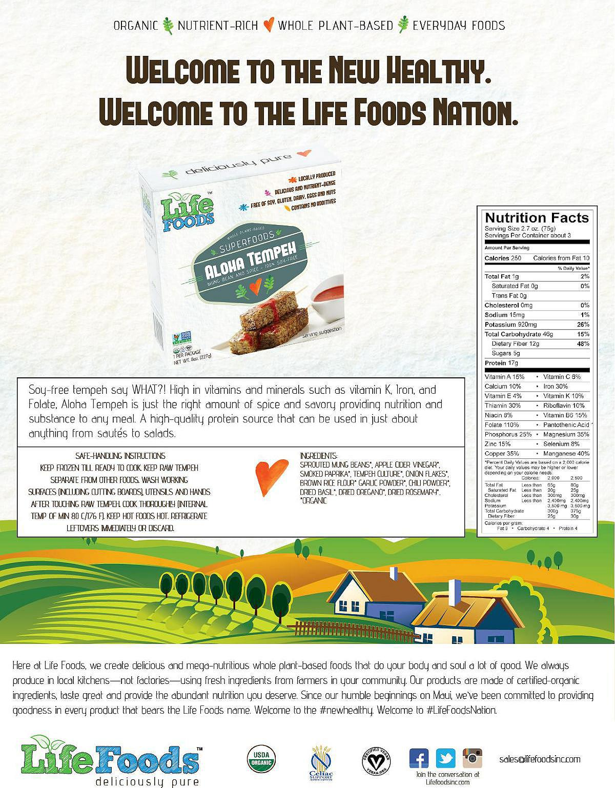 lifefoods-sell-sheet-aloha-tempeh