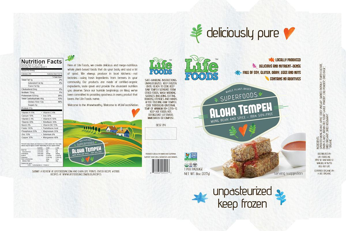 lifefoodsinc-packaging-aloha-tempeh-mung-bean-spice