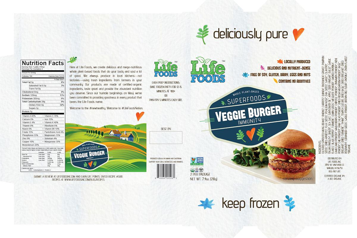 lifefoodsinc-packaging-immunity-veggie-burger